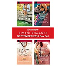 Harlequin Kimani Romance September 2018 Box Set: A Stallion Dream\Love for All Time\The Heiress's Secret Romance\Winning Her Forever