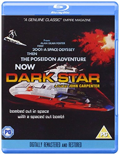 Blu-ray : Dark Star (Blu-ray)