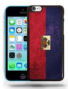 diy phone caseHaiti National Vintage Flag Phone Case Cover Designs for iphone 5/5sdiy phone case