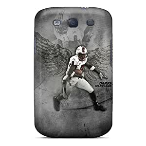 Fashion Protective Oakland Raiders Case Cover For Galaxy S3