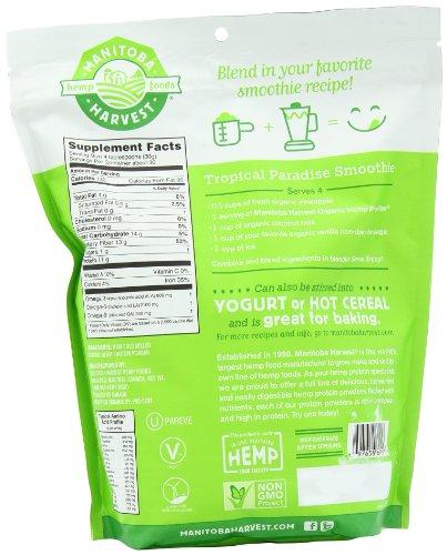 Manitoba-Harvest-Organic-Hemp-Pro-Fiber-plus-Protein-Supplement-32-Ounce-13-grams-of-fiber-per-serving