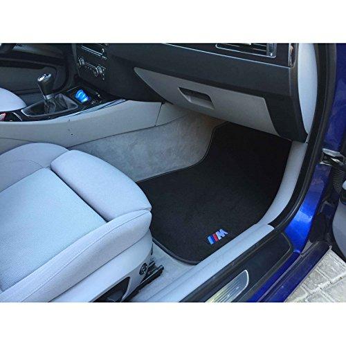 ZesfOr Tapis de Sol Premium BMW S/érie 4 F32 Finition M 2013-2015