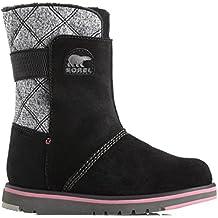Unisex Kids Sorel Youth Rylee Snow Winter Suede Rain Waterproof Boots