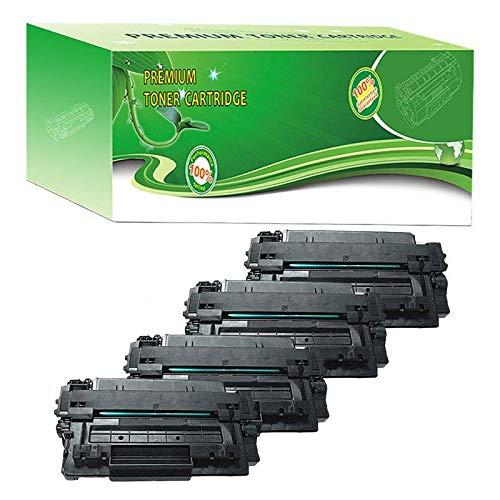 ABCink C3900A 00A Toner Compatible for HP Laserjet 4V,4MV Printer Toner Cartridge,8100 Yields(4 Pack,Black)