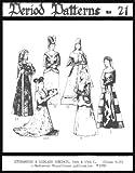 Women's Cotehardies and Sideless Surcoats Pattern