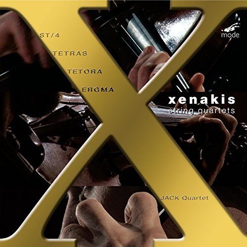 Price comparison product image Xenakis: String Quartets