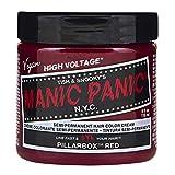 Manic Panic - Pillar Box Red Cream Hair Color - 4 oz.