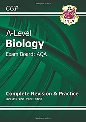 a level biology aqa year 1 2 complete revision practice with rh amazon co uk cgp biology revision guide answers cgp biology revision guide pdf a level
