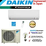 New Japanese! Daikin 12,000 BTU /High Efficient / Saving Mini Split Inverter Air Conditioner ! Hot Sales !
