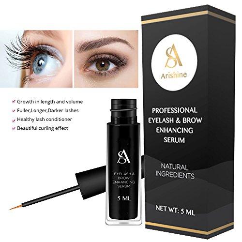 Arishine Eyelash Eyebrow Growth Serum