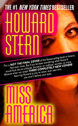 Book cover from Miss America by Howard Stern (1996-10-16) by Howard Stern