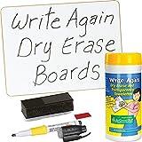 Write Again Dry Erase Set