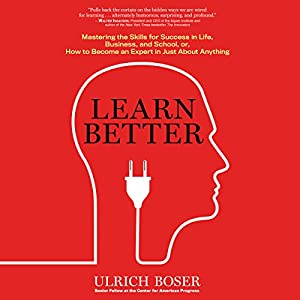 Learn Better Audiobook