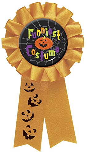 Funniest Costume Halloween Award Ribbon for $<!--$4.50-->