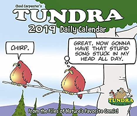 Tundra 2019 Box Calendar Chad Carpenter Willow Creek Pr 1549203339 Calendars