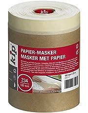 Kip afdekpapier met plakstrip