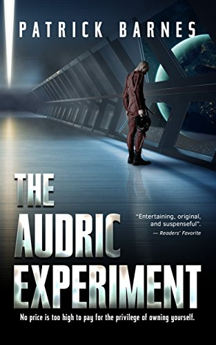 The Audric Experiment by [Barnes, Patrick]