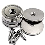 "Best Cms Magnetics Neodymium Magnets - Two Sets of CMS Magnetics 1.26"" Neodymium Cup Review"