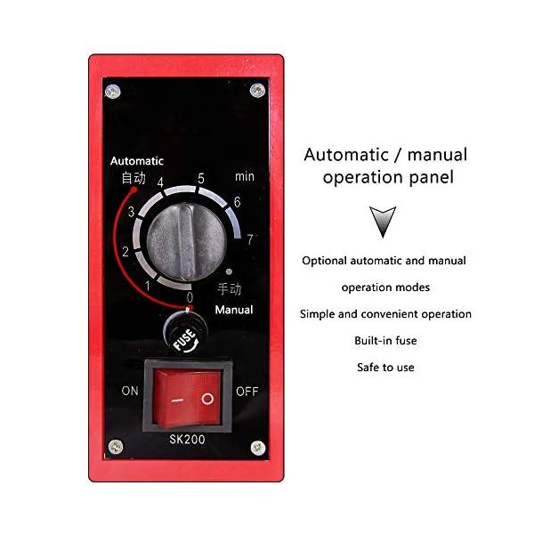 YJINGRUI La vulcanisation 220V de Pneu portatif de Outils de réparation Automatique de Pneu de Pneu portatif