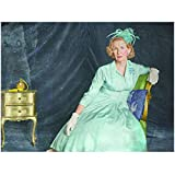 American Horror Story Frances Conroy as Gloria Mott Sitting Looking Fancy 8 x 10 Inch Photo