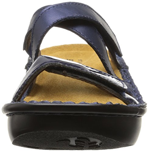 Sandal Quito Naot Women's Wedge Blue tAwT5qHx