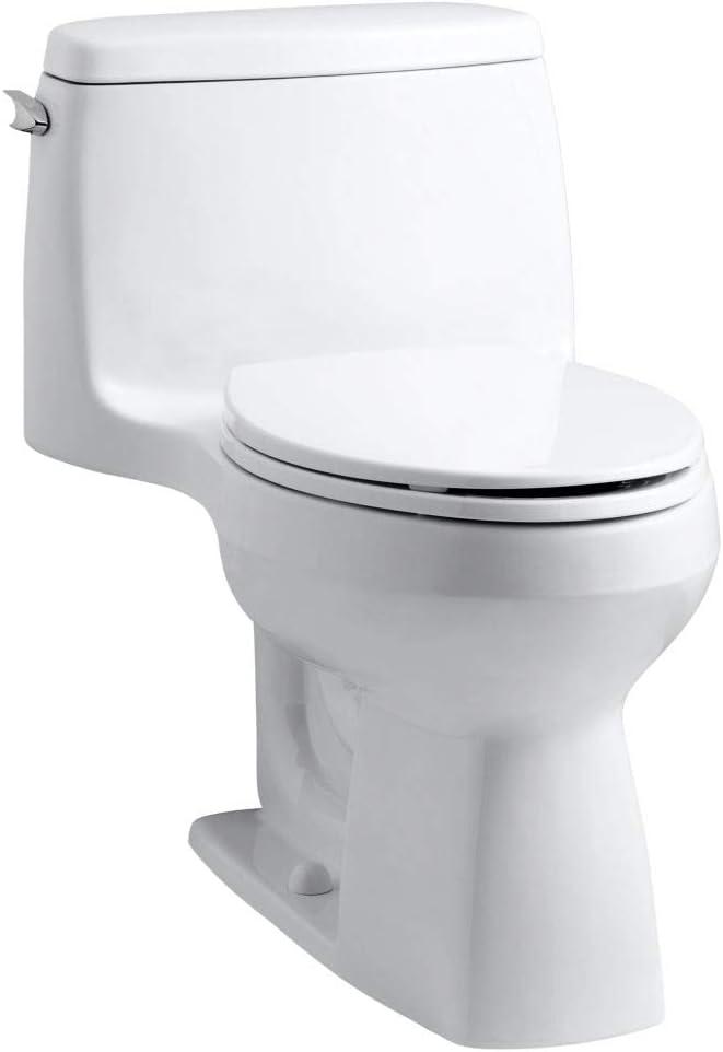 Kohler 3810-0 Santa Rosa Toilet