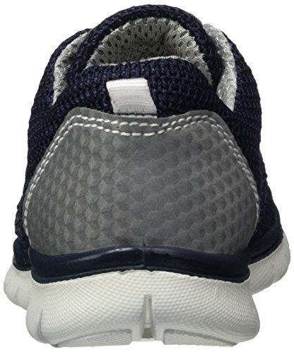 Primigi PHL 7585, Zapatillas Para Niños Azul (Blu/argento)