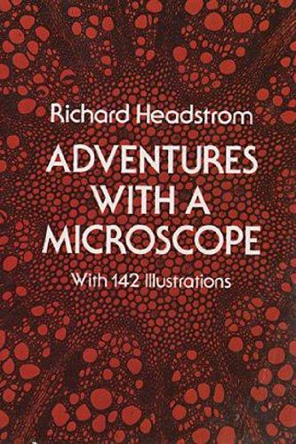 Amazon adventures with a microscope ebook richard headstrom adventures with a microscope by headstrom richard fandeluxe Images