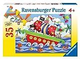 Ravensburger My Sailing Ship - 35 Piece Puzzle