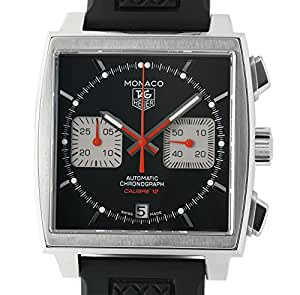 Tag Heuer Monaco automatic-self-wind mens Watch CAW2114.FT6021 (Certified Pre-owned)