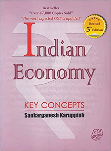 Buy Indian Economy Key Concept 2018 2019 Book Online At Low Prices