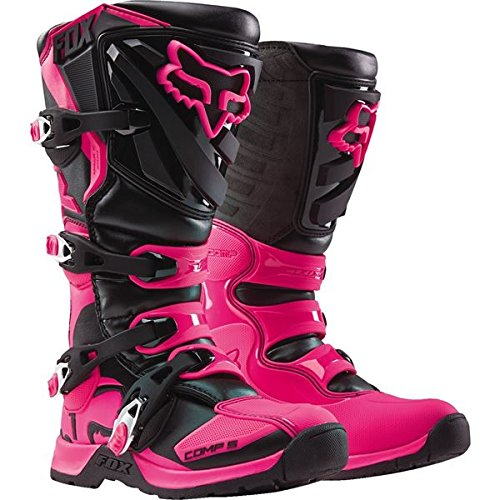 Fox Racing 2019 Youth Comp 5 Boots (8) (BOYS)