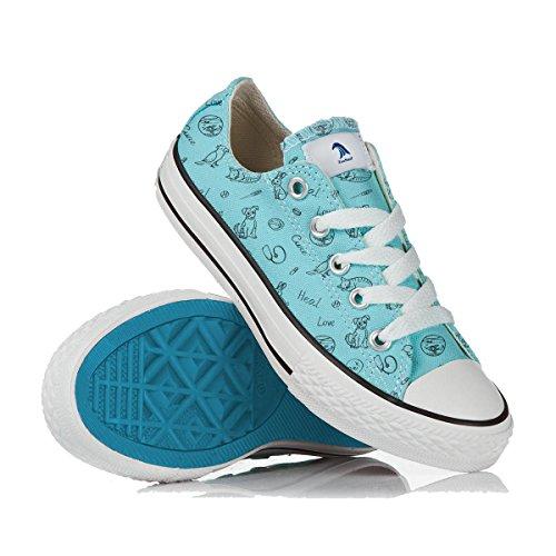 ZooSurf Veterinary Sneakers (10) Blue
