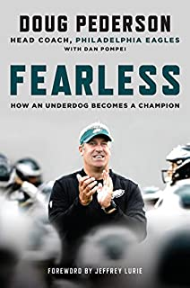 Book Cover: Fearless: How an Underdog Becomes a Champion