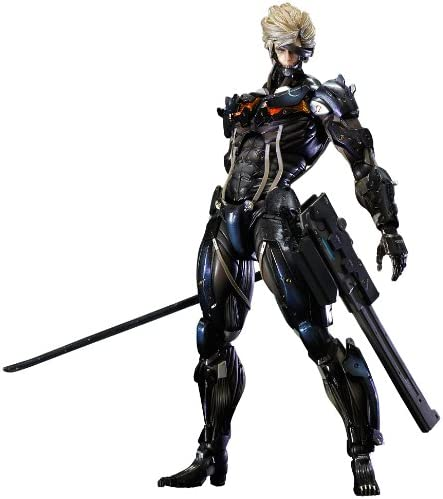 Square-Enix – Metal Gear Rising Revengeance Play Arts Kai figurine Raiden 29 c