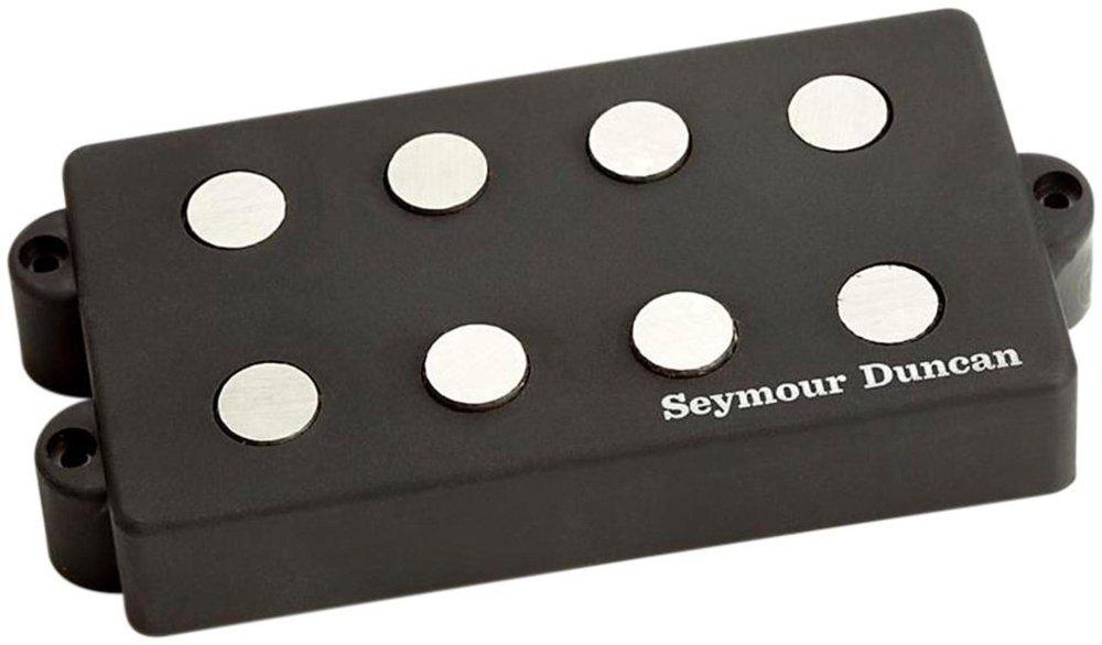 Seymour Duncan SMB-4A Alnico Music Man Replacement Pickup - Black SSMB-4A