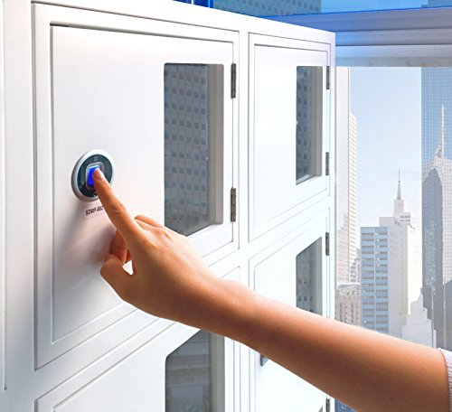 Fingerprint - biometric- cabinet lock (Armstrong Locks)