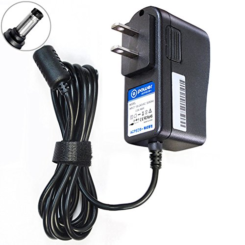 T-Power Wall Charger (6.6ft) for (2011-2012 model) Roku HD 2500 HD 2500X 2500R, Roku 2 HD (3000D/3000X), Roku (Roku Model Numbers)