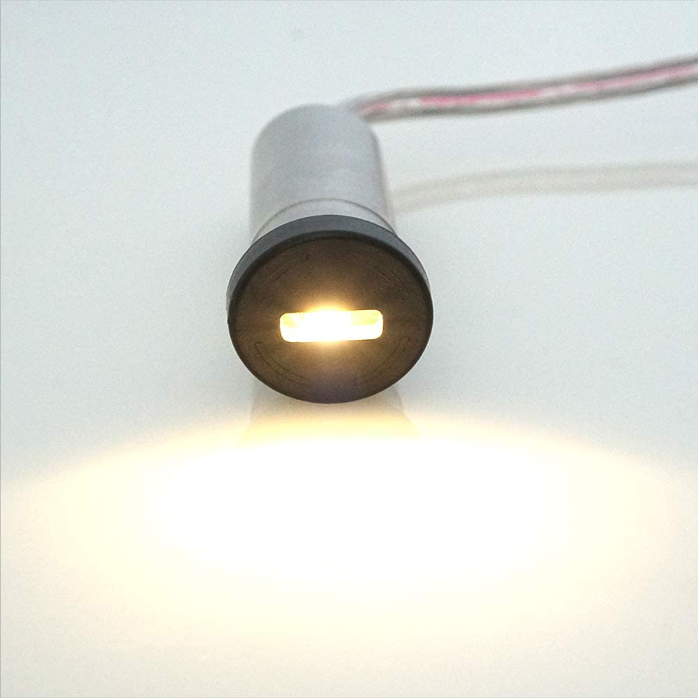 LED Stair light LED Stage Light Mini Nereid IP65 Flush Box