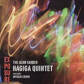 Alon Farber Hagiga Quintet The Alon Farber Hagiga Quintet Featuring Avishai E. Cohen Avishai Cohen Exposure