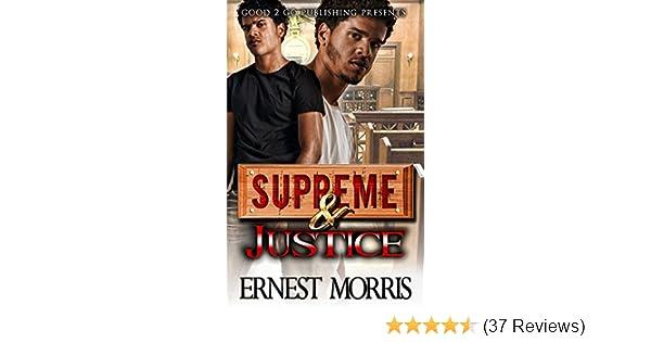 Supreme Justice Kindle Edition By Ernest Morris Literature