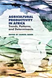 Agricultural Productivity in Africa: Trends, patterns, and determinants