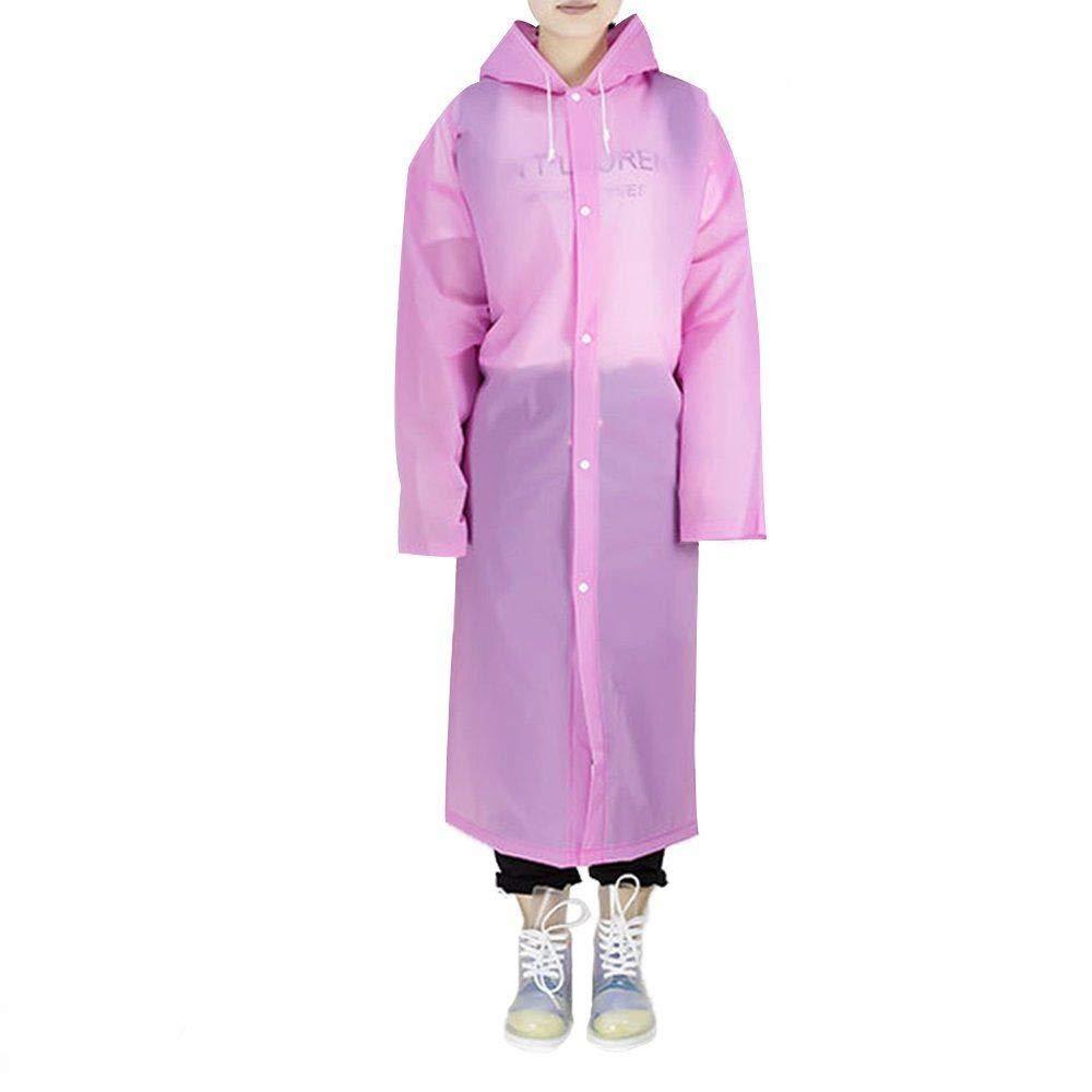 Imperméable Military Hiking Rain Poncho Waterproof Towel Disposable, Plus Size Rain Coat Men,Women,Kinds,Adults-Pack 1 (Black) YJM