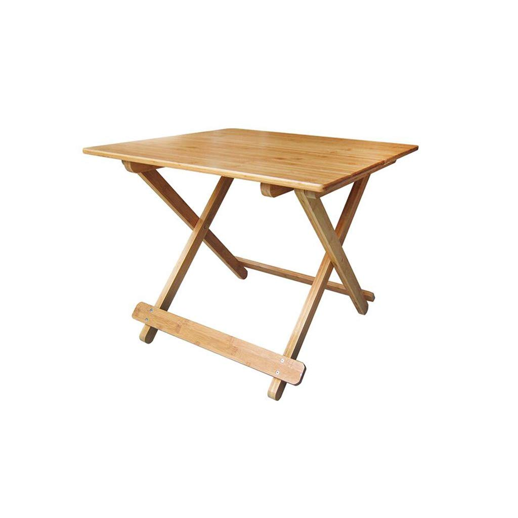 Amazon com : QZ HOME Folding Table Small Dining Table Outdoor