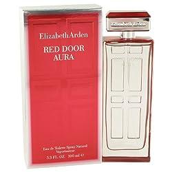Red Door Aura by Ę izabeth AⱤDĘN for Women Eau De Toílette Spray 3.4 oz