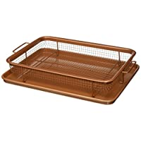 Deals on Copper Chef 2-Piece Copper Crisper