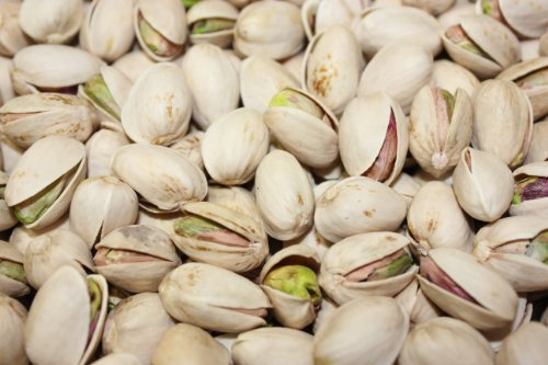 Braga Organic Farms 25 Lb Organic Raw Inshell Pistachios by Braga Organic Farms