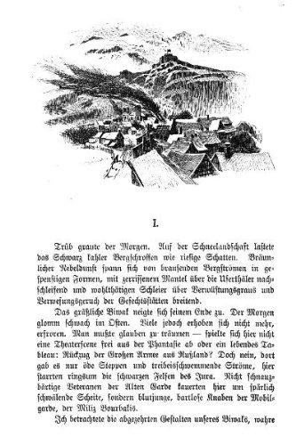 Die Belagerung von Belfort vom 3. November 1870 bis zum 16. Februar 1871: Band 16 der 19-bandigen Gesamtausgabe von Carl Bleibtreu zum Deutsch-Franzosischen ...