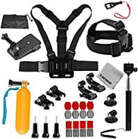 Gurmoir outdoor kit for gopro and more action cameras(gt04)