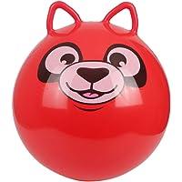 NUOBESTY Space Hopper, Hop Bounce Jump Ball Hopper Ball Fitness Sport Kicking Ball voor Kids Outdoor Speelgoed…